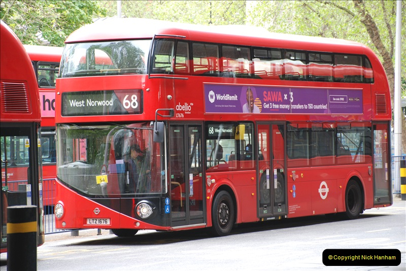 2019-04-29 to 30 Central London. (38) 38