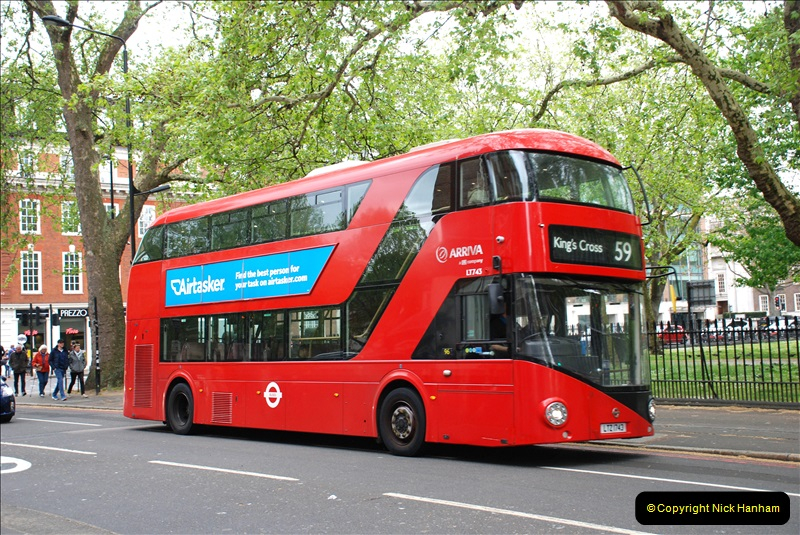 2019-04-29 to 30 Central London. (40) 40