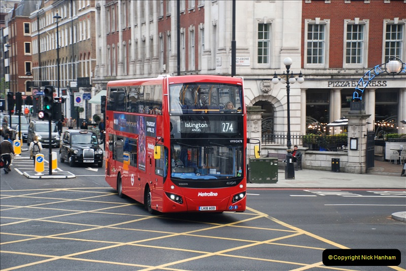 2019-04-29 to 30 Central London. (54) 54