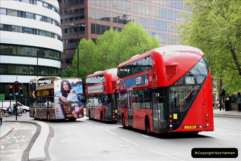 2019-04-29 to 30 Central London. (67) 67