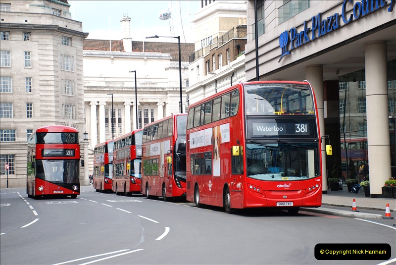 2019-04-29 to 30 Central London. (70) 70