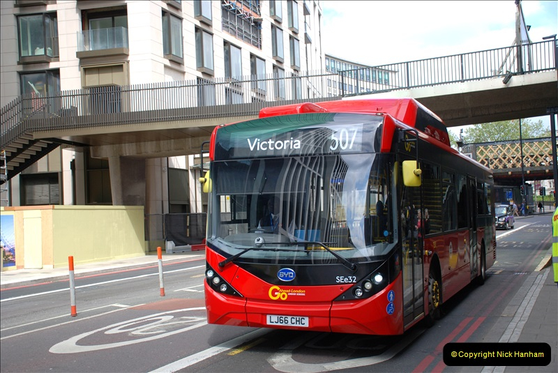 2019-04-29 to 30 Central London. (74) 74