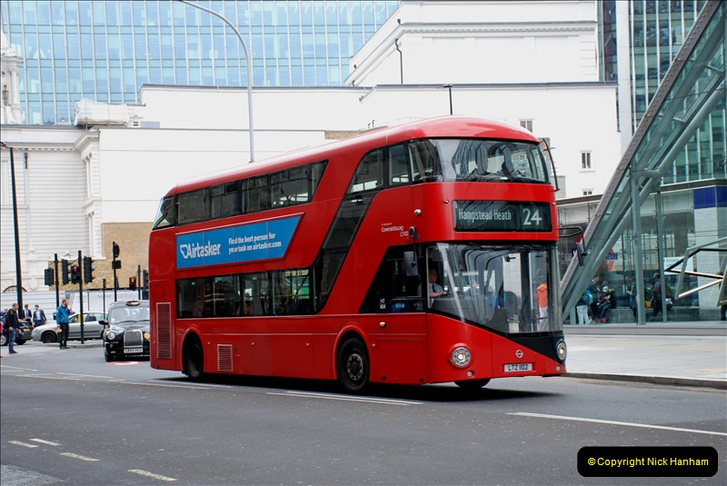 2019-04-29 to 30 Central London. (80) 80