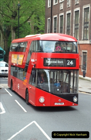 2019-04-29 to 30 Central London. (15) 15