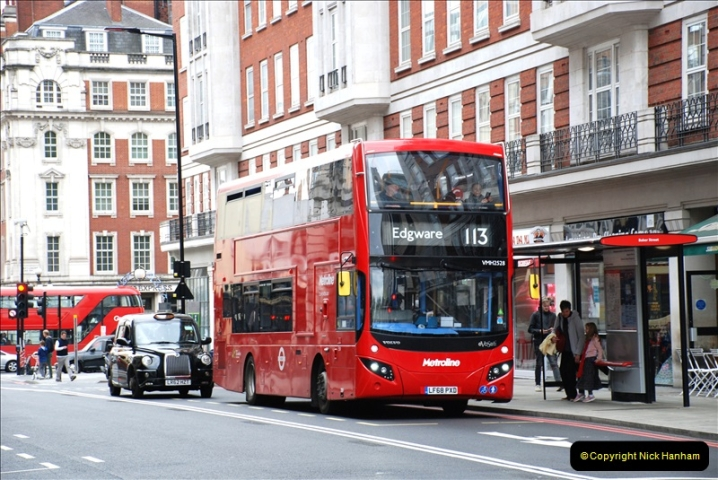 2019-04-29 to 30 Central London. (50) 50