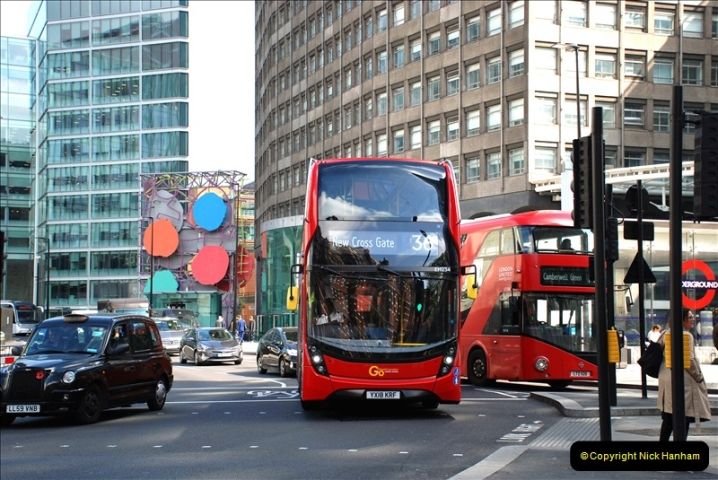 2019-04-29 to 30 Central London. (61) 61