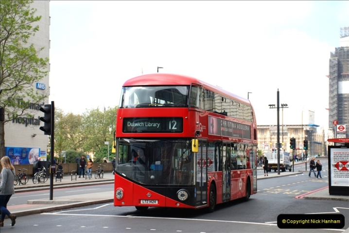 2019-04-29 to 30 Central London. (66) 66