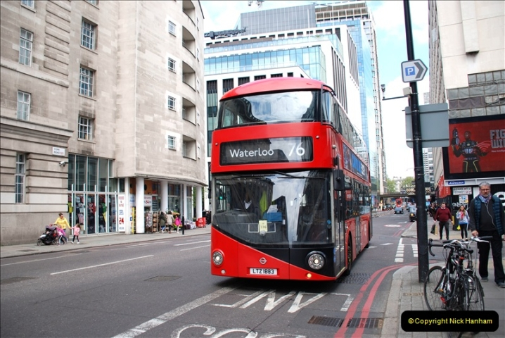 2019-04-29 to 30 Central London. (73) 73