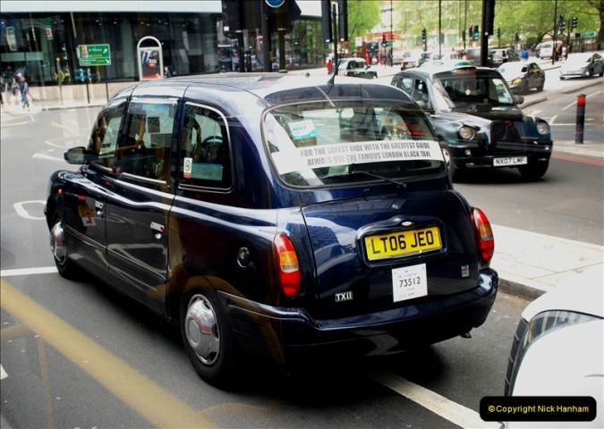 2019-04-29 to 30 Central London. (78) 78