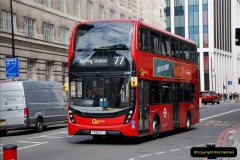 2019-04-29 to 30 Central London. (71) 71