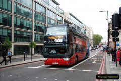 2019-04-29 to 30 Central London. (82) 82