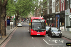2019-04-29 to 30 Central London. (85) 85