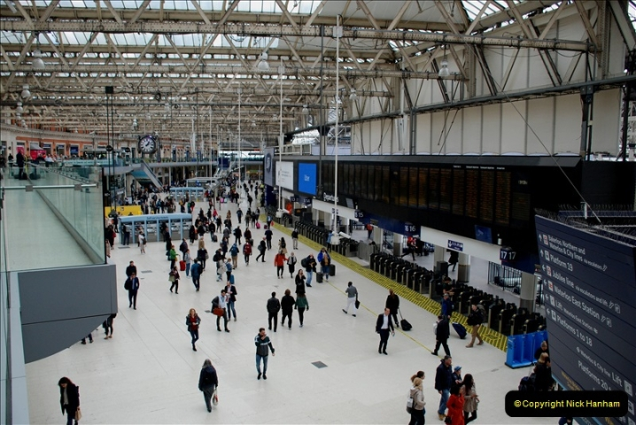 2019-04-30 London Waterloo. (11) 222