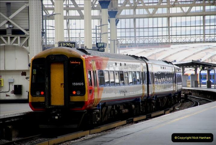 2019-04-30 London Waterloo. (22) 233