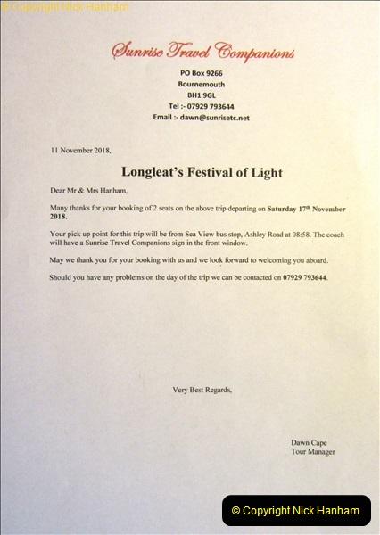 2018-11-17 Longleat Safari Park & Festival of Light.  (1)001