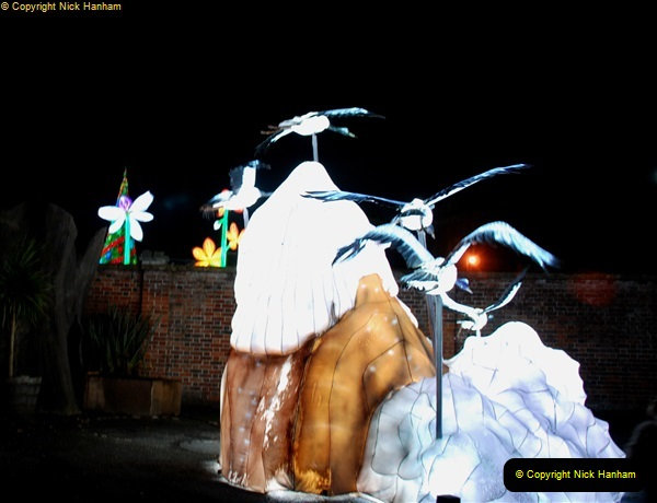 2018-11-17 Longleat Safari Park & Festival of Light.  (199)199