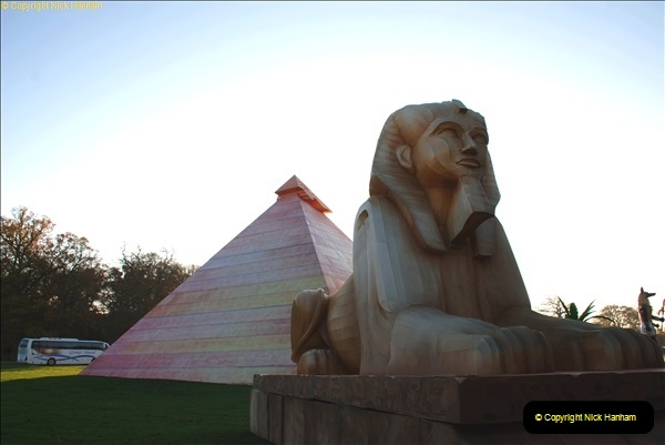 2018-11-17 Longleat Safari Park & Festival of Light.  (123)123