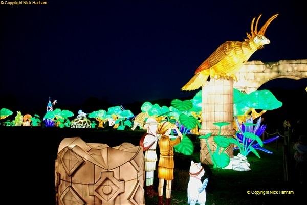2018-11-17 Longleat Safari Park & Festival of Light.  (168)168