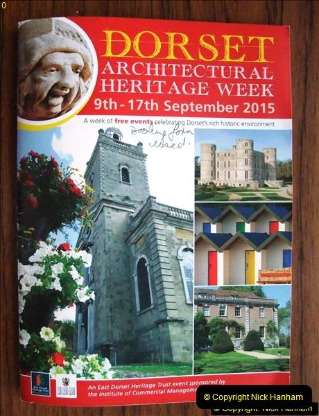2015-09-10 Lulworth Castle & House, Dorset.  (1)001