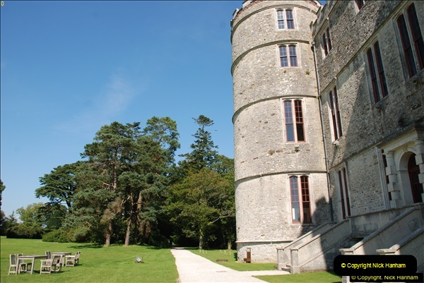 2015-09-10 Lulworth Castle & House, Dorset.  (102)102