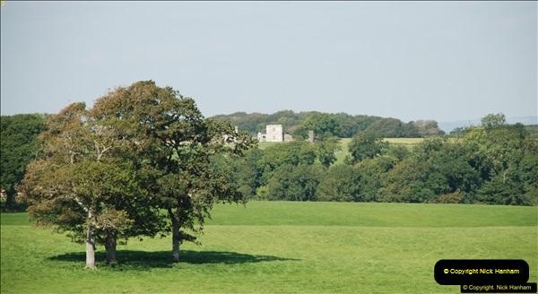 2015-09-10 Lulworth Castle & House, Dorset.  (116)116