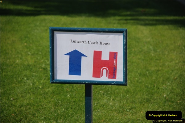2015-09-10 Lulworth Castle & House, Dorset.  (117)117