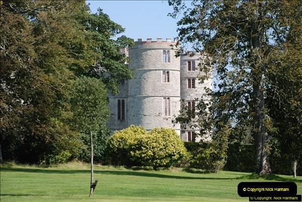 2015-09-10 Lulworth Castle & House, Dorset.  (129)129