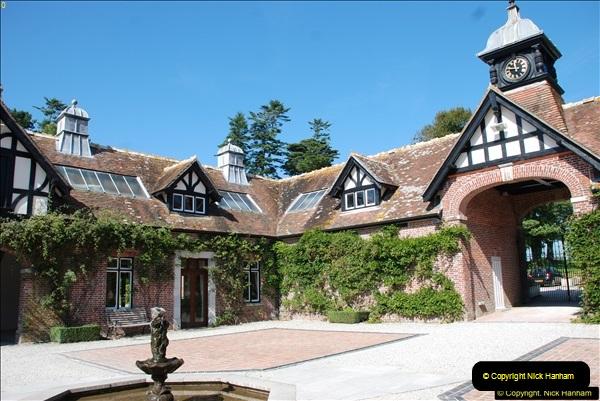 2015-09-10 Lulworth Castle & House, Dorset.  (13)013
