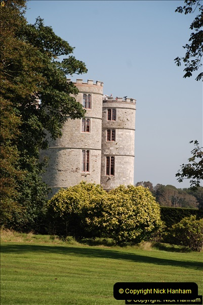 2015-09-10 Lulworth Castle & House, Dorset.  (130)130