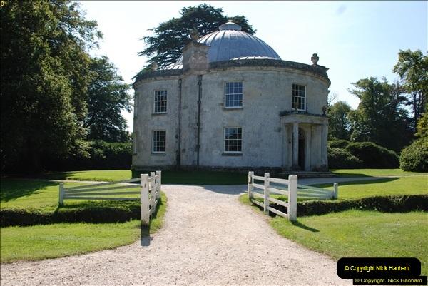 2015-09-10 Lulworth Castle & House, Dorset.  (133)133