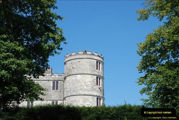 2015-09-10 Lulworth Castle & House, Dorset.  (138)138