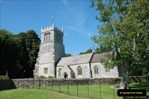 2015-09-10 Lulworth Castle & House, Dorset.  (155)155