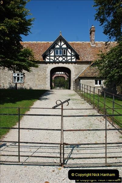 2015-09-10 Lulworth Castle & House, Dorset.  (158)158
