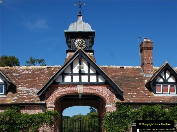 2015-09-10 Lulworth Castle & House, Dorset.  (16)016