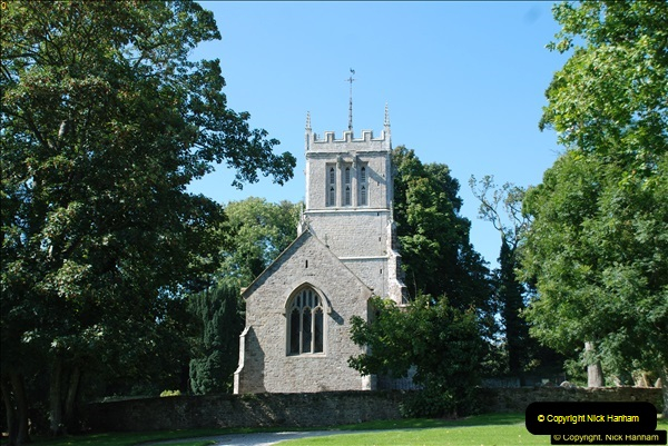 2015-09-10 Lulworth Castle & House, Dorset.  (21)021