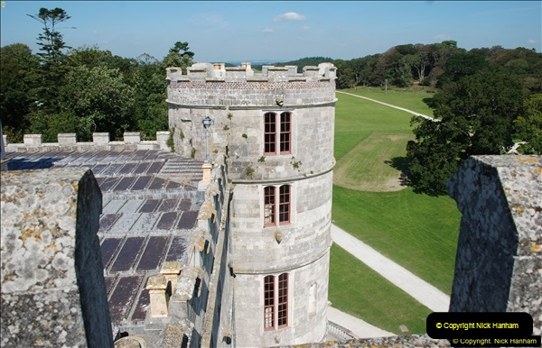 2015-09-10 Lulworth Castle & House, Dorset.  (41)041