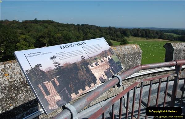 2015-09-10 Lulworth Castle & House, Dorset.  (43)043