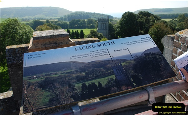 2015-09-10 Lulworth Castle & House, Dorset.  (46)046