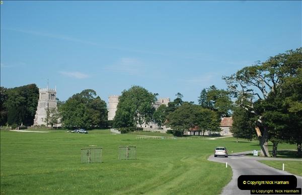 2015-09-10 Lulworth Castle & House, Dorset.  (5)005