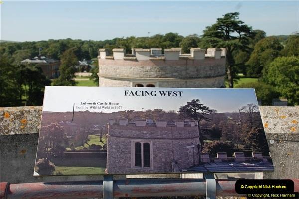 2015-09-10 Lulworth Castle & House, Dorset.  (51)051