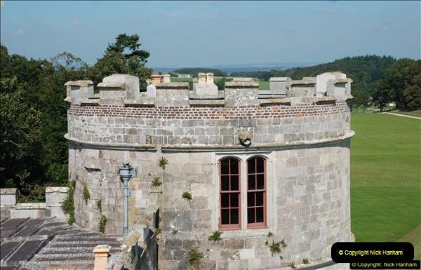 2015-09-10 Lulworth Castle & House, Dorset.  (53)053