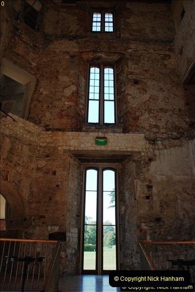 2015-09-10 Lulworth Castle & House, Dorset.  (78)078