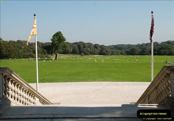 2015-09-10 Lulworth Castle & House, Dorset.  (95)095