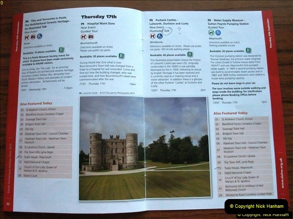 2015-09-10 Lulworth Castle & House, Dorset.  (2)002