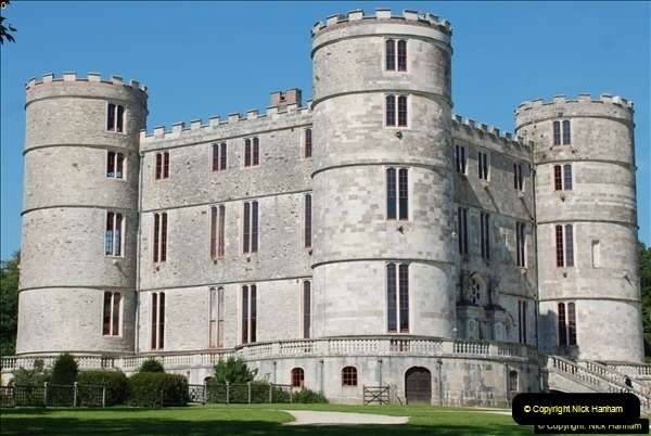 2015-09-10 Lulworth Castle & House, Dorset.  (27)027