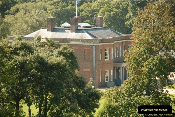2015-09-10 Lulworth Castle & House, Dorset.  (50)050