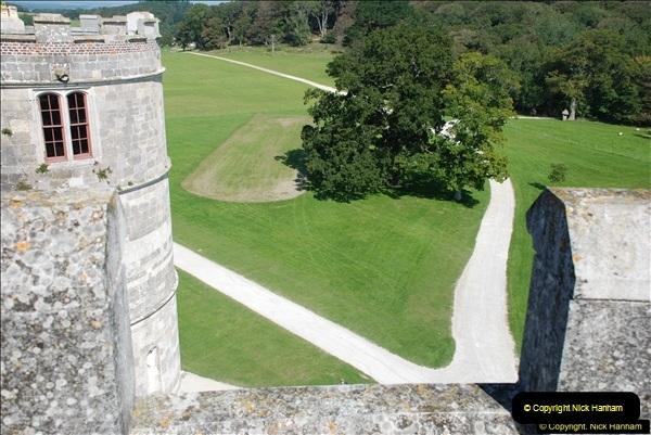2015-09-10 Lulworth Castle & House, Dorset.  (55)055
