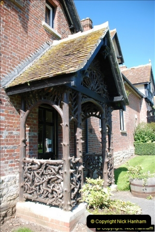 2015-09-10 Lulworth Castle & House, Dorset.  (9)009