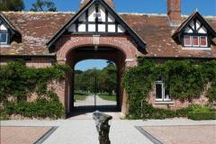 2015-09-10 Lulworth Castle & House, Dorset.  (17)017