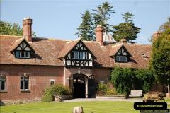 2015-09-10 Lulworth Castle & House, Dorset.  (6)006